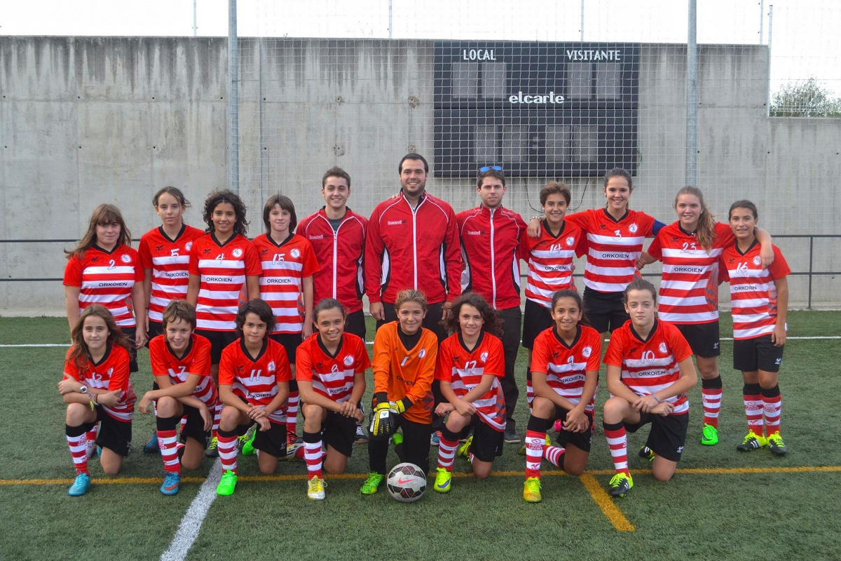 Fútbol 8 femenino